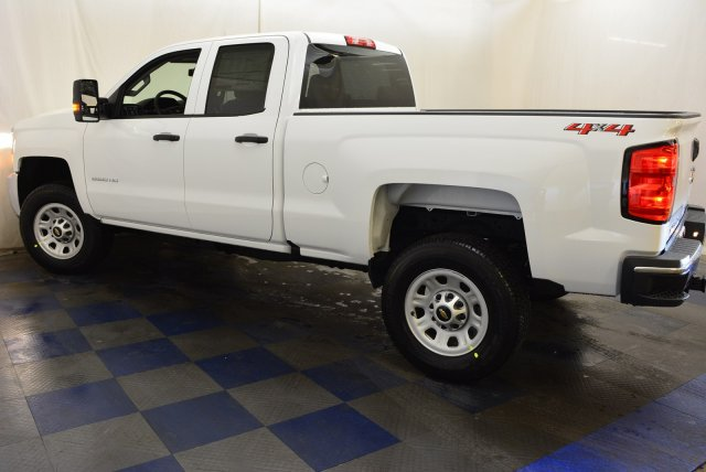 2019 Silverado 2500 Double Cab 4x4,  BOSS Pickup #T90564 - photo 8