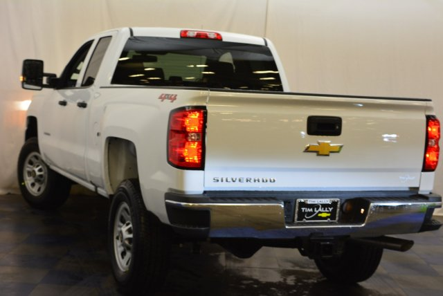 2019 Silverado 2500 Double Cab 4x4,  BOSS Pickup #T90564 - photo 2