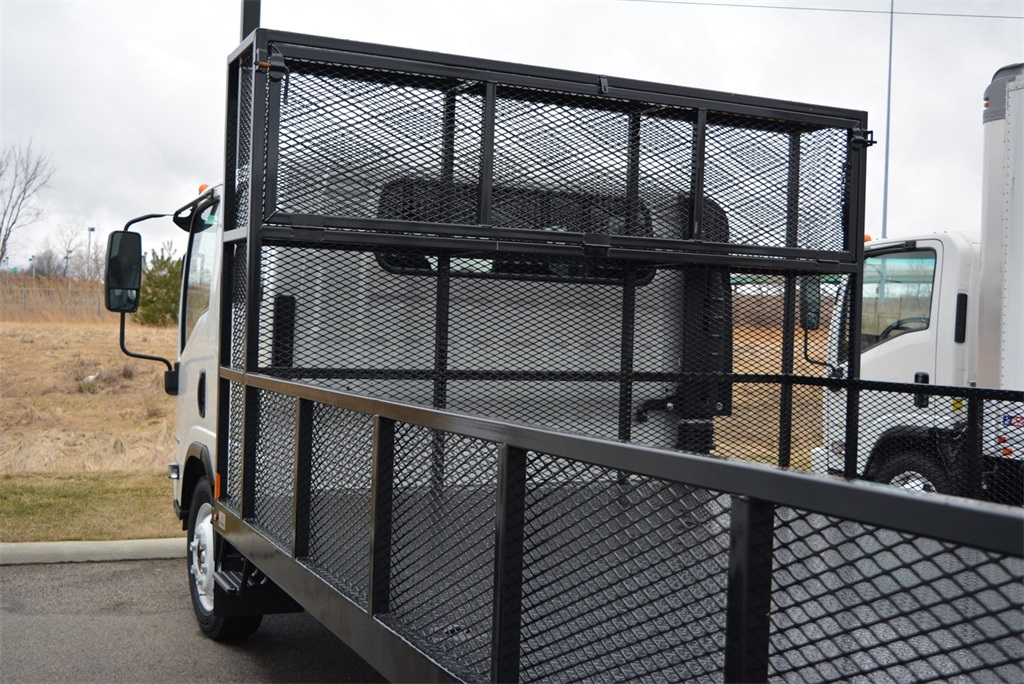 2019 LCF 4500 Crew Cab 4x2, SH Truck Bodies Dovetail Landscape #T90754 - photo 8