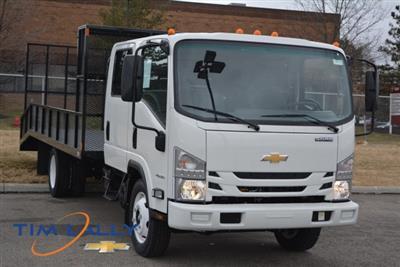 2019 LCF 4500 Crew Cab 4x2,  SH Truck Bodies Dovetail Landscape #T90754 - photo 1