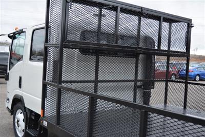 2019 LCF 4500 Crew Cab 4x2,  SH Truck Bodies Dovetail Landscape #T90754 - photo 6