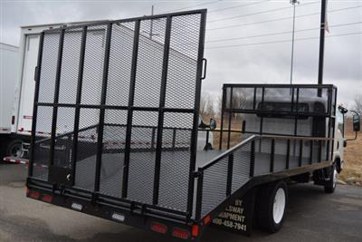 2019 LCF 4500 Crew Cab 4x2,  SH Truck Bodies Dovetail Landscape #T90754 - photo 2