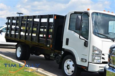 2019 LCF 4500 Regular Cab 4x2, SH Truck Bodies Stake Bed #T90755 - photo 1