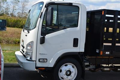 2019 LCF 4500 Regular Cab 4x2, SH Truck Bodies Stake Bed #T90755 - photo 4