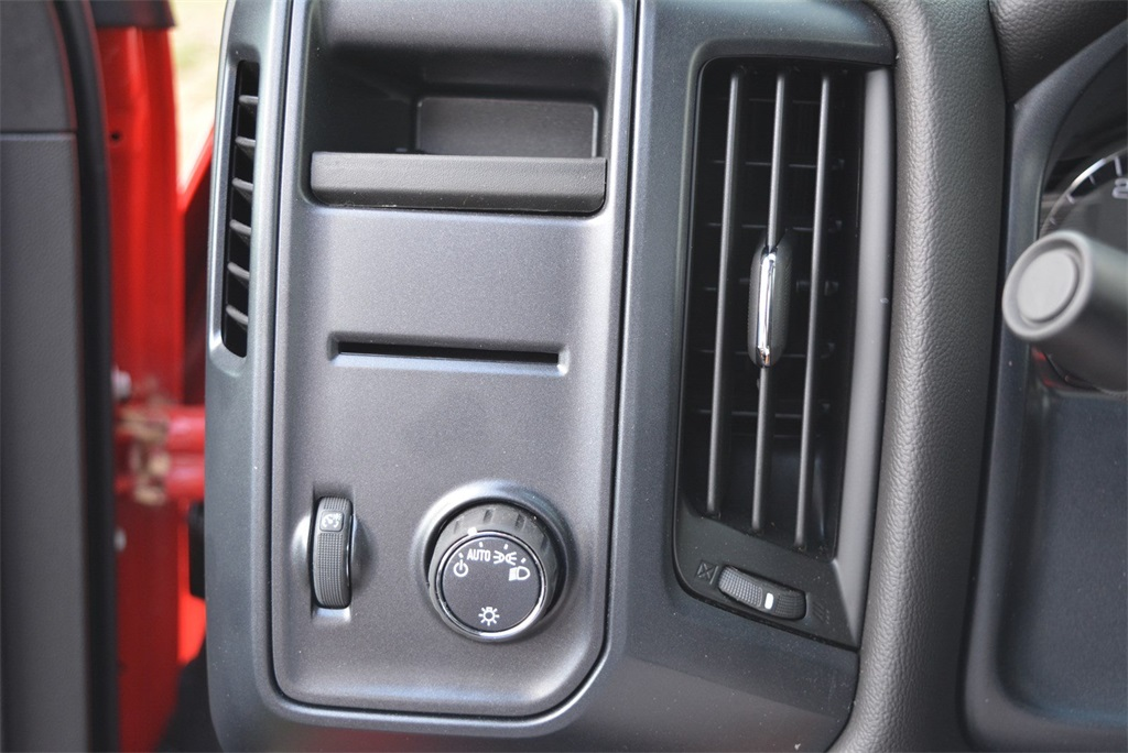 2019 Silverado 4500 Regular Cab DRW 4x2, Knapheide Value-Master X Stake Bed #T90790 - photo 10