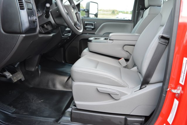 2019 Silverado Medium Duty Regular Cab DRW 4x2,  Knapheide Value-Master X Stake Bed #T90790 - photo 9