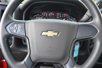 2019 Silverado 4500 Regular Cab DRW 4x2, Knapheide Value-Master X Stake Bed #T90790 - photo 12