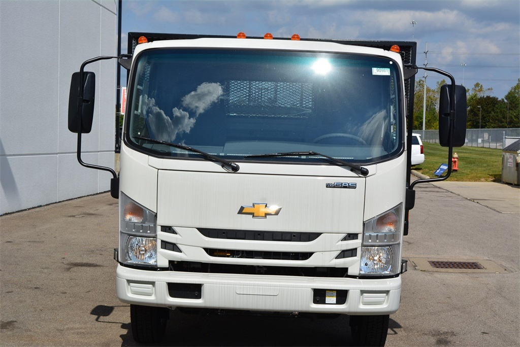 2019 LCF 4500 Regular Cab 4x2, SH Truck Bodies Dovetail Landscape #T90981 - photo 4