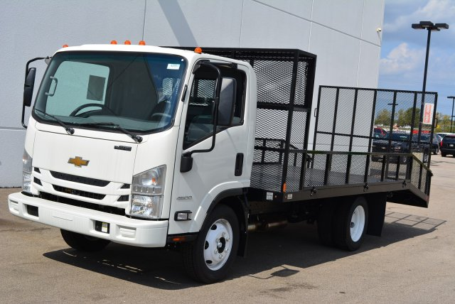 2019 LCF 4500 Regular Cab 4x2, SH Truck Bodies Dovetail Landscape #T90981 - photo 5