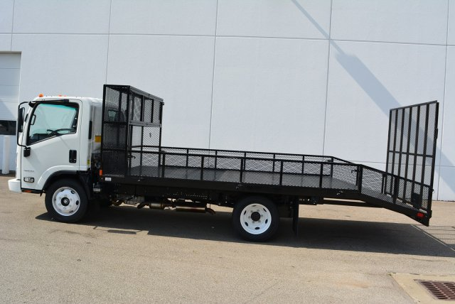 2019 LCF 4500 Regular Cab 4x2, SH Truck Bodies Dovetail Landscape #T90981 - photo 7