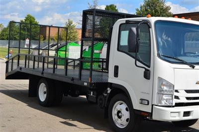 2019 LCF 4500 Regular Cab 4x2,  SH Truck Bodies Dovetail Landscape #T90981 - photo 3