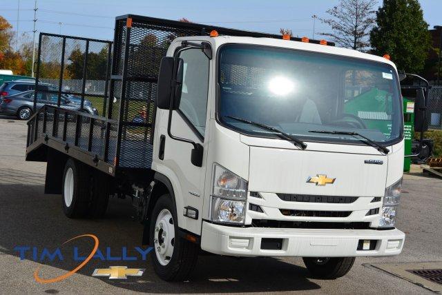 2019 LCF 4500 Regular Cab 4x2, SH Truck Bodies Dovetail Landscape #T90982 - photo 1