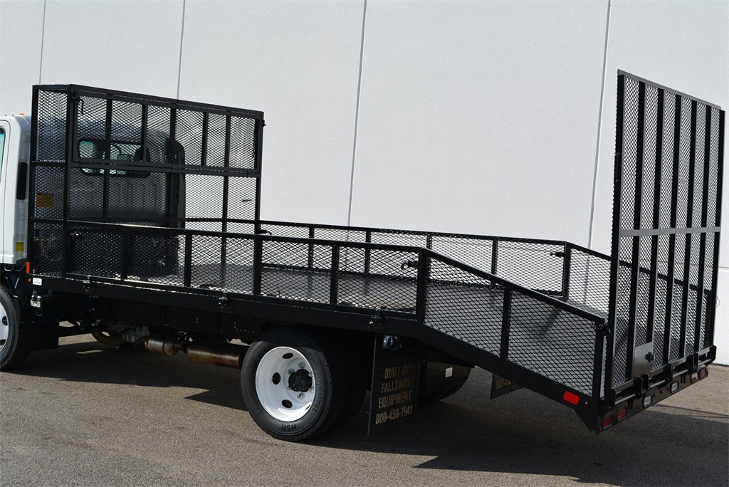 2019 LCF 4500 Regular Cab 4x2, SH Truck Bodies Dovetail Landscape #T90982 - photo 2