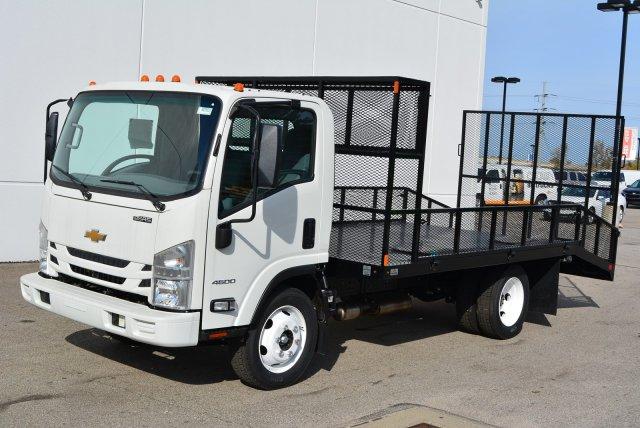 2019 LCF 4500 Regular Cab 4x2, SH Truck Bodies Dovetail Landscape #T90982 - photo 4