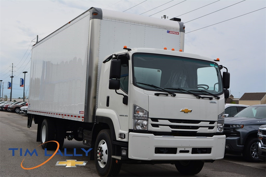 2019 Chevrolet LCF 6500XD Regular Cab 4x2, Morgan Dry Freight #T91025 - photo 1