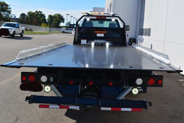 2019 Silverado Medium Duty Regular Cab DRW 4x2,  Jerr-Dan Standard Duty Carriers Rollback Body #T91305 - photo 12