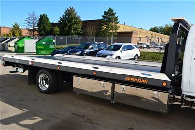 2019 Silverado 6500 Regular Cab DRW 4x2, Jerr-Dan Standard Duty Carriers Rollback Body #T91305 - photo 8