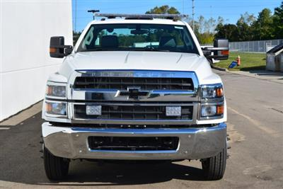 2019 Silverado Medium Duty Regular Cab DRW 4x2, Jerr-Dan Standard Duty Carriers Rollback Body #T91305 - photo 4