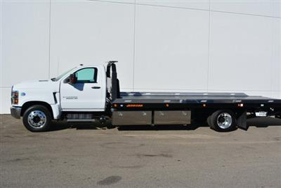 2019 Silverado Medium Duty Regular Cab DRW 4x2, Jerr-Dan Standard Duty Carriers Rollback Body #T91305 - photo 6