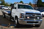 2019 Silverado Medium Duty Regular Cab DRW 4x2, Jerr-Dan Standard Duty Carriers Rollback Body #T91305 - photo 1