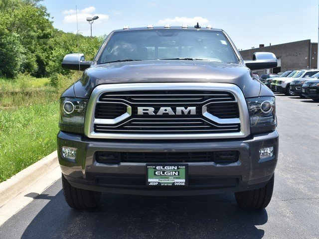 2018 Ram 2500 Crew Cab 4x4,  Pickup #DDDF1045 - photo 4