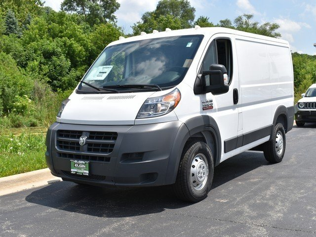 2017 ProMaster 1500 Low Roof 4x2,  Empty Cargo Van #DF1194 - photo 3
