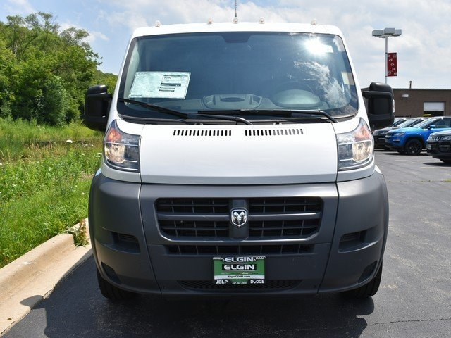 2017 ProMaster 1500 Low Roof 4x2,  Empty Cargo Van #DF1194 - photo 4