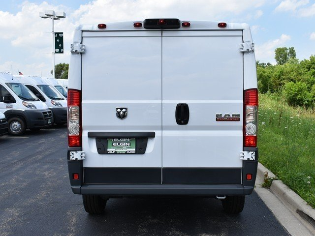 2017 ProMaster 1500 Low Roof 4x2,  Empty Cargo Van #DF1194 - photo 6