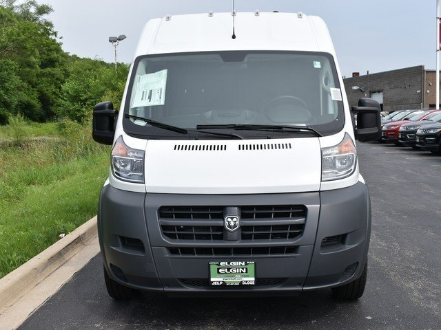 2018 ProMaster 2500 High Roof,  Empty Cargo Van #F1349 - photo 4