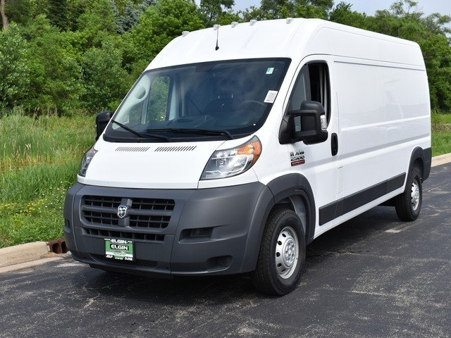 2018 ProMaster 2500 High Roof 4x2,  Empty Cargo Van #F1365 - photo 3