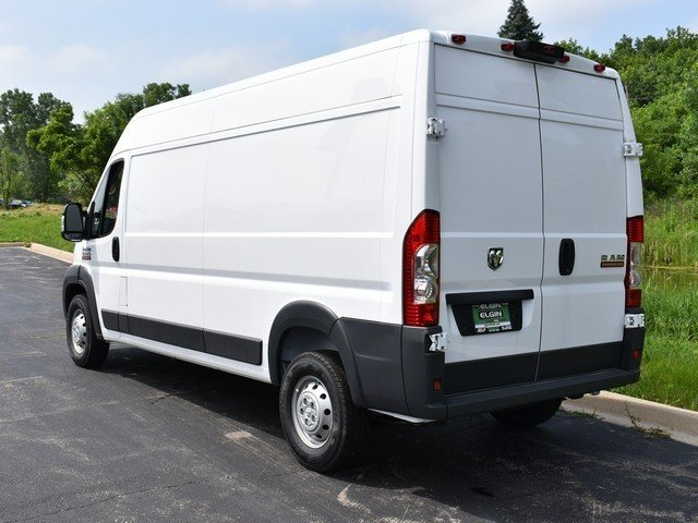 2018 ProMaster 2500 High Roof 4x2,  Empty Cargo Van #F1365 - photo 5