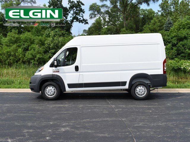 2018 ProMaster 1500 High Roof 4x2,  Empty Cargo Van #F1481 - photo 1