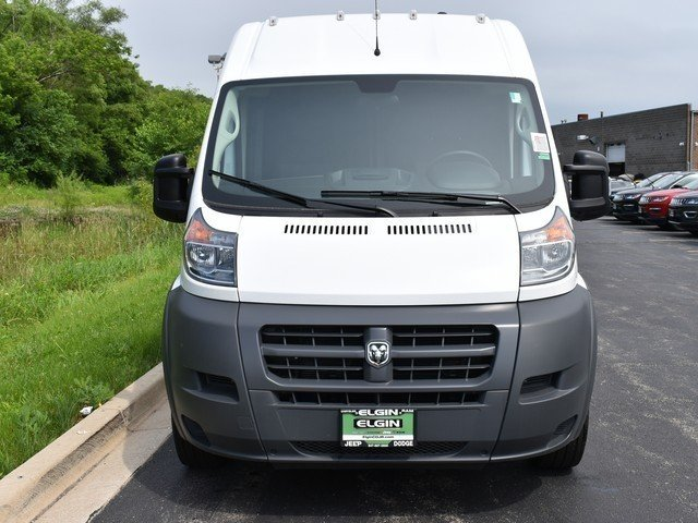 2018 ProMaster 1500 High Roof 4x2,  Empty Cargo Van #F1481 - photo 4