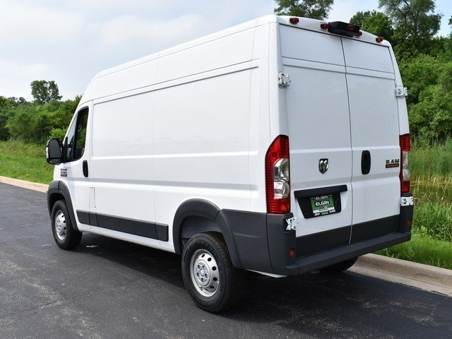 2018 ProMaster 1500 High Roof 4x2,  Empty Cargo Van #F1481 - photo 5