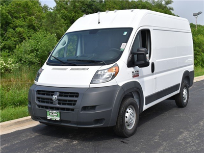 2018 ProMaster 1500 High Roof 4x2,  Empty Cargo Van #F1481 - photo 3
