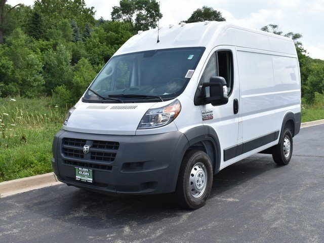2018 ProMaster 1500 High Roof 4x2,  Empty Cargo Van #F1838 - photo 3