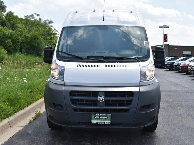 2018 ProMaster 1500 High Roof 4x2,  Empty Cargo Van #F1838 - photo 4