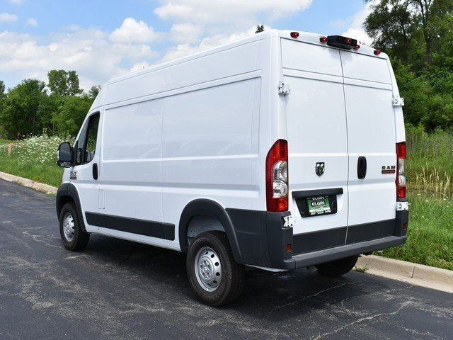 2018 ProMaster 1500 High Roof 4x2,  Empty Cargo Van #F1838 - photo 5
