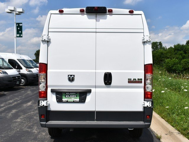 2018 ProMaster 1500 High Roof 4x2,  Empty Cargo Van #F1838 - photo 6