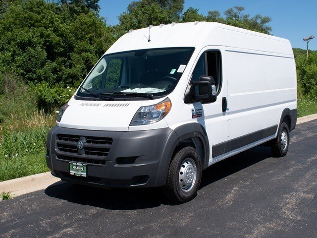2018 ProMaster 2500 High Roof 4x2,  Empty Cargo Van #F1878 - photo 3