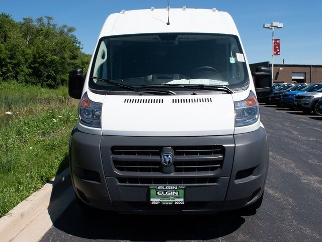 2018 ProMaster 2500 High Roof 4x2,  Empty Cargo Van #F1878 - photo 4