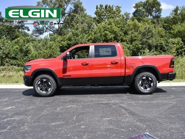 2019 Ram 1500 Crew Cab 4x4,  Pickup #F2152 - photo 1