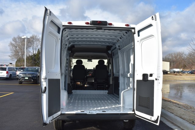 2019 ProMaster 2500 High Roof FWD,  Empty Cargo Van #F2562 - photo 2