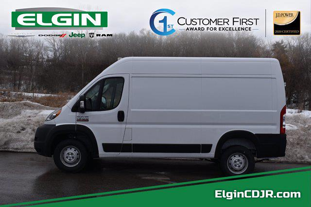 2021 Ram ProMaster 1500 High Roof FWD, Empty Cargo Van #F6235 - photo 1