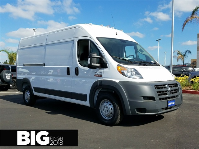 2018 ProMaster 2500 High Roof FWD,  Ranger Design Upfitted Cargo Van #JE118840 - photo 3