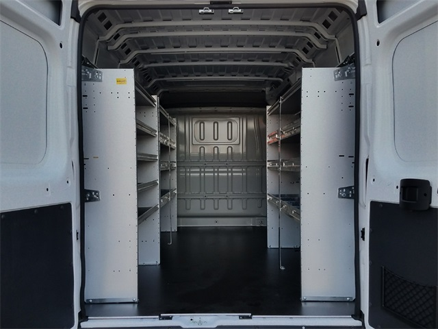 2018 ProMaster 2500 High Roof FWD,  Ranger Design Upfitted Cargo Van #JE118840 - photo 2