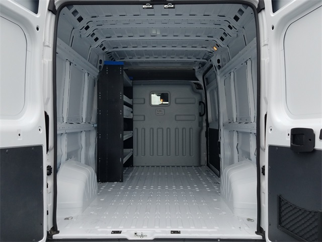 2018 ProMaster 2500 High Roof FWD,  Sortimo Upfitted Cargo Van #JE120227 - photo 2