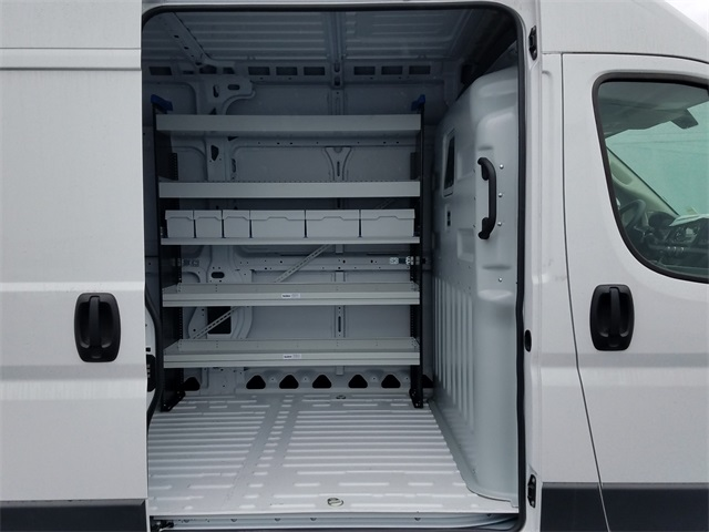 2018 ProMaster 2500 High Roof FWD,  Sortimo Upfitted Cargo Van #JE120227 - photo 9