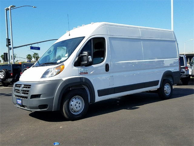 2018 ProMaster 2500 High Roof FWD,  Sortimo Upfitted Cargo Van #JE120227 - photo 5