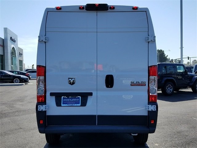 2018 ProMaster 2500 High Roof FWD,  Sortimo Upfitted Cargo Van #JE120227 - photo 3